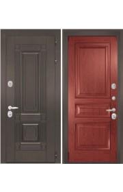 Дверь Интекрон Италия 4 Красное дерево
