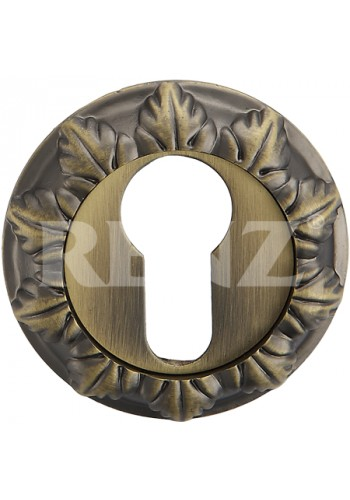 Накладка Renz ET 10 Античная бронза