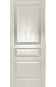 Дверь Дворецкий Готика Белый ясень ДГ