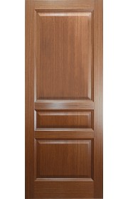 Дверь Дворецкий Готика Орех ДГ