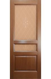 Дверь Дворецкий Готика Орех ДО