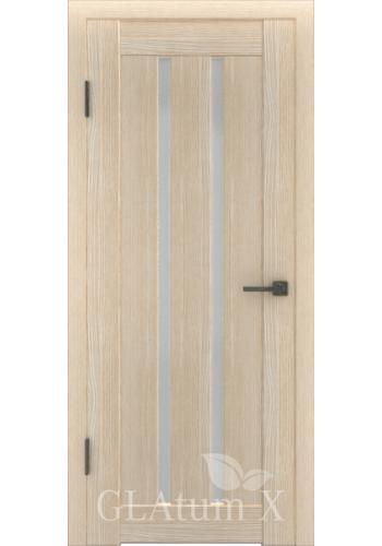 Двери ВФД Атум Х2 Капучино сатинат