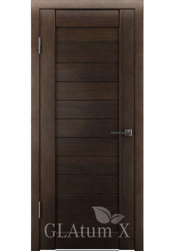 Двери ВФД Атум Х6 Венге ДГ