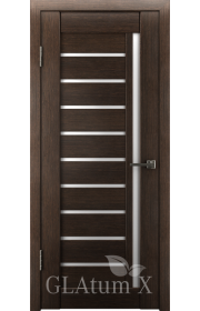 Двери ВФД Атум Х11 Венге сатинат