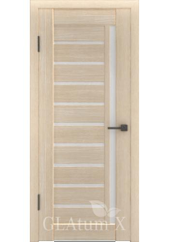 Двери ВФД Атум Х11 Капучино сатинат