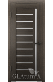 Двери ВФД Атум Х11 Серый дуб сатинат