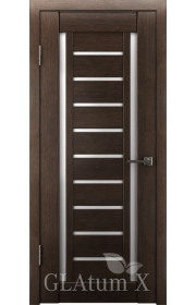Двери ВФД Атум Х13 Венге сатинат