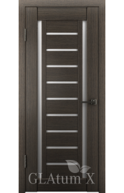 Двери ВФД Атум Х13 Серый дуб сатинат
