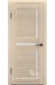 Двери ВФД Атум Х16 Капучино сатинат
