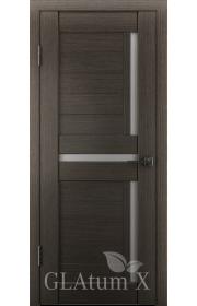 Двери ВФД Атум Х16 Серый дуб сатинат