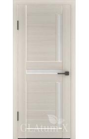 Двери ВФД Атум Х16 Беленый дуб сатинат