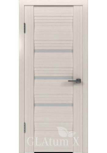 Двери ВФД Атум Х31 Беленый дуб сатинат