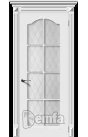Дверь Дэмфа Классика Белый ДО