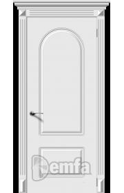 Дверь Дэмфа Менуэт Белый ДГ