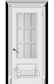 Дверь Дэмфа Ноктюрн Белый ДО