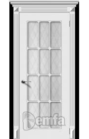 Дверь Дэмфа Ноктюрн 2 Белый ДО