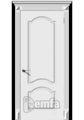 Дверь Дэмфа Сюита Белый ДГ