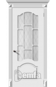 Дверь Дэмфа Сюита Белый ДО