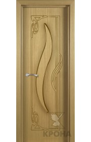 Дверь Крона Лагуна Дуб ДГ