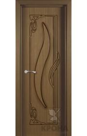 Дверь Крона Лагуна Орех ДГ