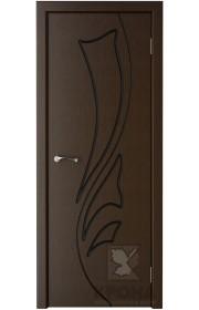 Дверь Крона Лидия Венге ДГ