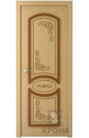 Дверь Крона Муза Дуб ДГ
