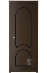 Дверь Крона Соната Венге ДГ