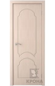 Дверь Крона Соната Беленый дуб ДГ