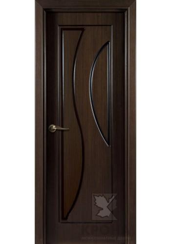 Дверь Крона Стелла Венге ДГ