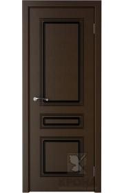 Дверь Крона Стиль Венге ДГ