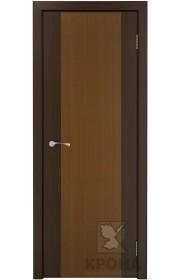 Дверь Крона Элит Орех ДГ