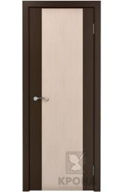 Дверь Крона Элит Беленый дуб ДГ