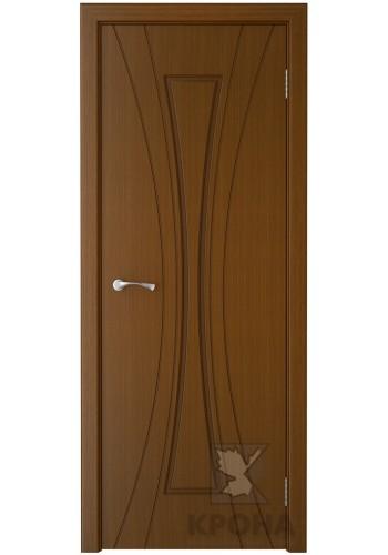 Дверь Крона Эстет Орех ДГ