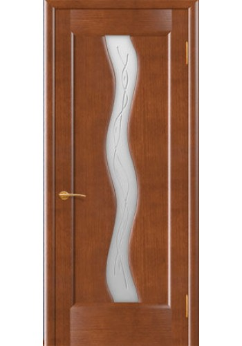 Дверь Покрова Вираж П Анегри делюкс стекло белое матовое