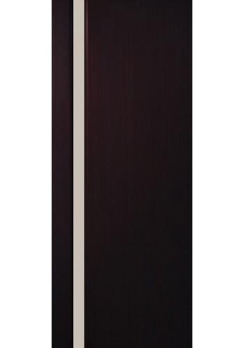 Дверь Покрова Плаза 1 Венге стекло матовое триплекс