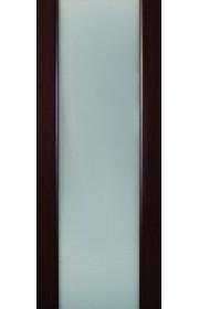 Дверь Покрова Плаза 3 Венге стекло матовое триплекс