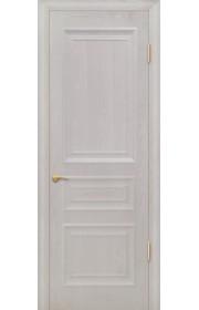 Дверь Покрова Бостон Б Дуб белый ДГ