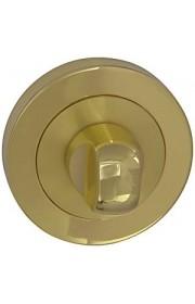 Дверная завертка Punto BK STL GP/SG-5