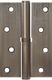 Петля съемная Punto 113-4 100*70*2.5 AB бронза