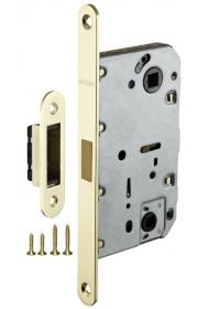 Защелка врезная Fuaro сантехническая магнитная Magnet M96WC-50 GP латунь