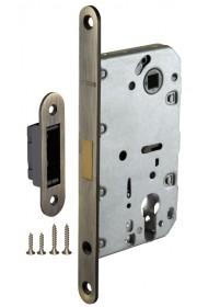 Корпус замка Fuaro Magnet M85C-50 AB бронза