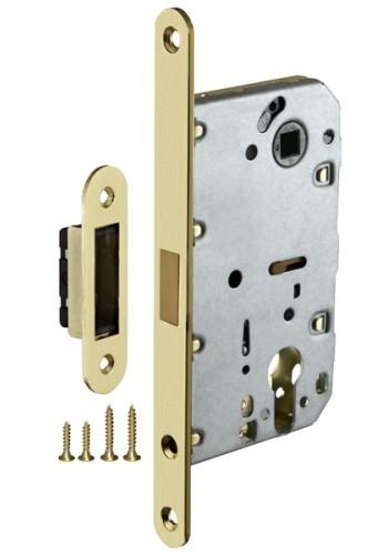 Корпус замка Fuaro Magnet M85C-50 SG матовое золото