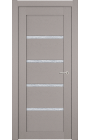 Двери Статус 121 Грей стекло Канны