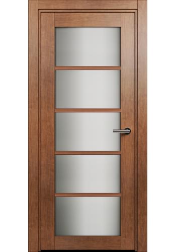 Двери Статус 122ТР Анегри стекло Триплекс белый