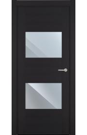 Двери Статус 221 Пепельный венге стекло Зеркало
