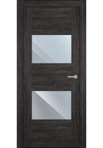 Двери Статус 221 Дуб патина стекло Зеркало