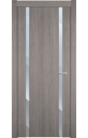 Двери Статус 322 Дуб серый стекло Зеркало
