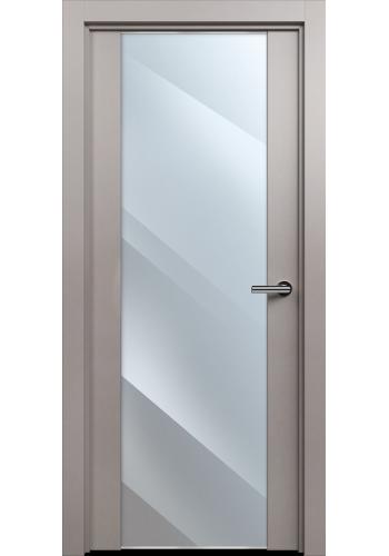 Двери Статус 423 Дуб серый стекло Зеркало