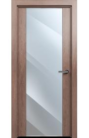 Двери Статус 423 Дуб капучино стекло Зеркало