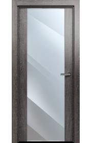 Двери Статус 423 Дуб патина стекло Зеркало